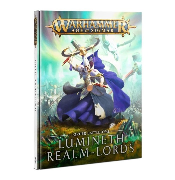 AOS: Battletome: Lumineth Realm Lords (HB) - EN