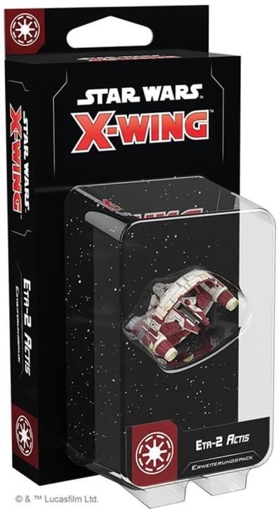 X-WING 2ND: Eta-2 Actis - DE