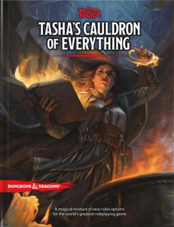D&D RPG: Tashas Cauldron of Everything - EN