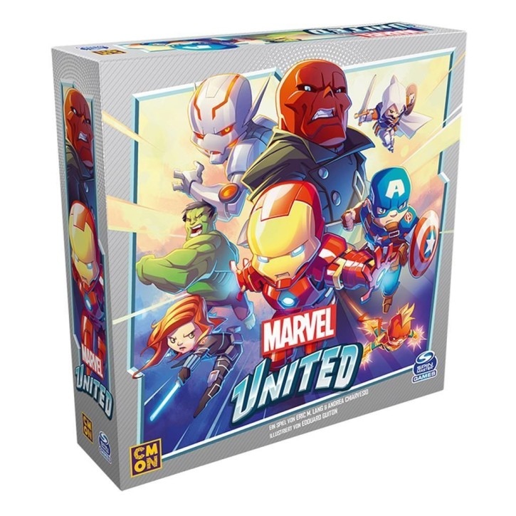 Marvel United - DE