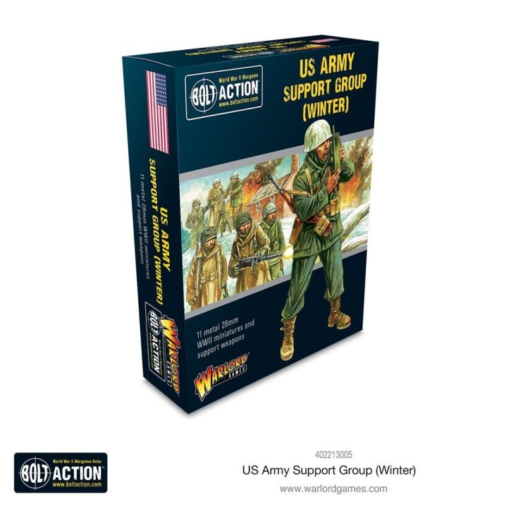 BOLT ACTION: USA Winter Support Group