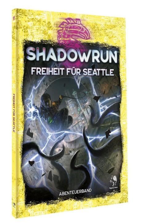 SHADOWRUN 6: Freiheit für Seattle (Softcover) - DE