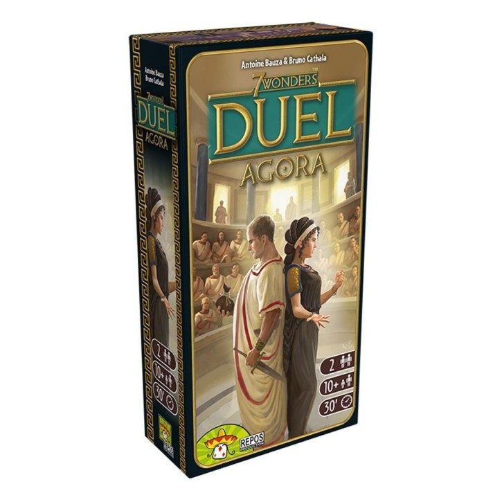 7 WONDERS: Duel: Agora - DE