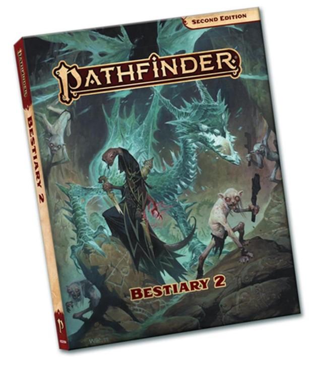 PATHFINDER 2ND: Bestiary 2: Pocket Edition - EN