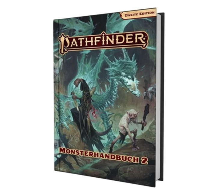PATHFINDER 2ND: Monsterhandbuch 2 - DE