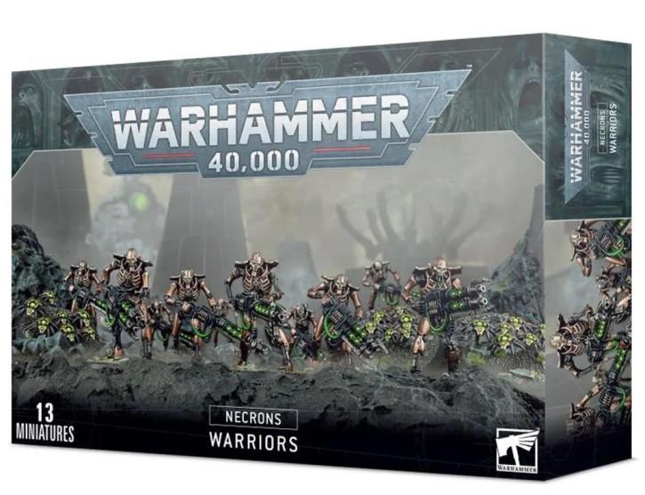 W40K: Necronkrieger