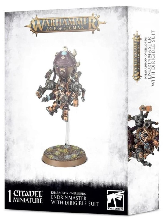 AOS: Endrinmaster In Dirigible Suit