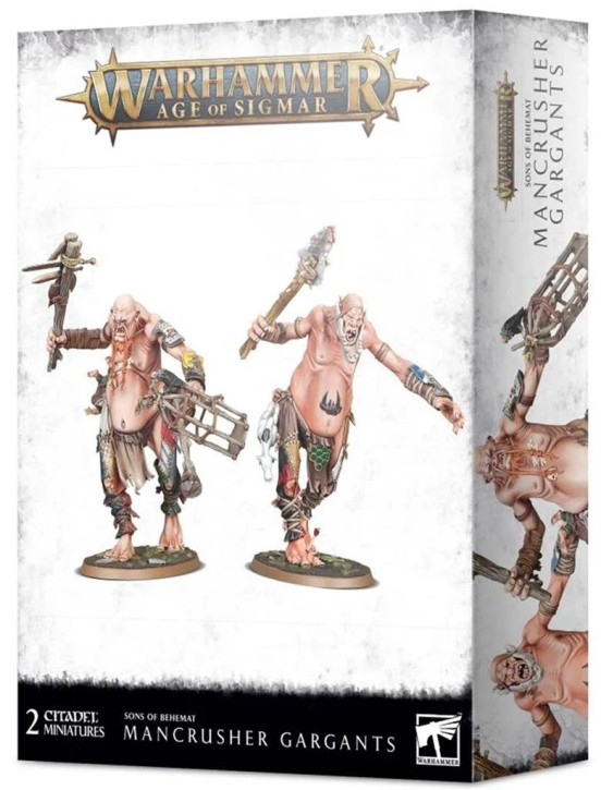 AOS: Mancrusher Gargants