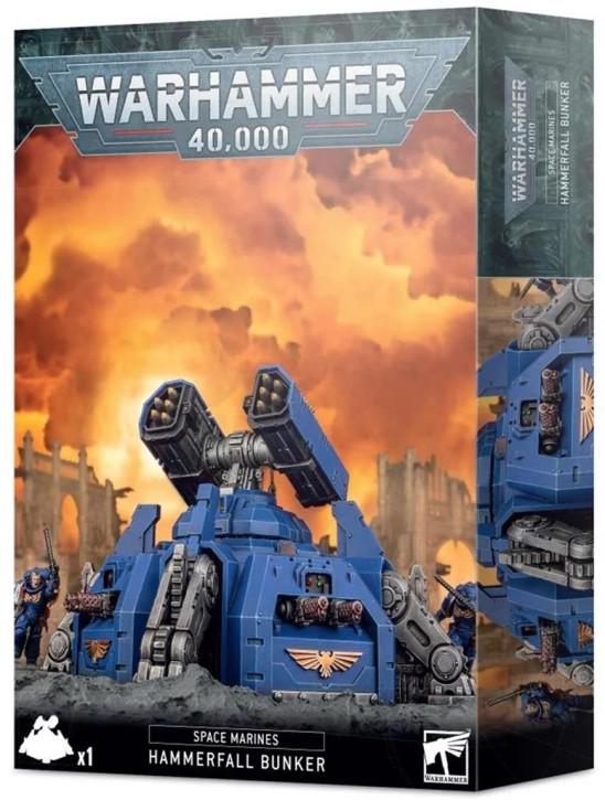 W40K: Hammerschlag Sturmbunker