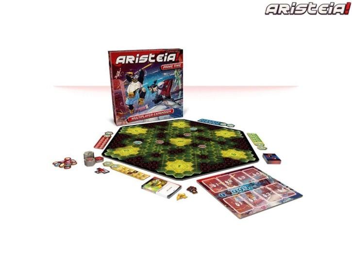 ARISTEIA!: Prime Time Multiplayer Expansion - EN