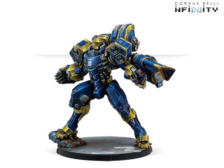 INFINITY: Zeta Unit (TAG)