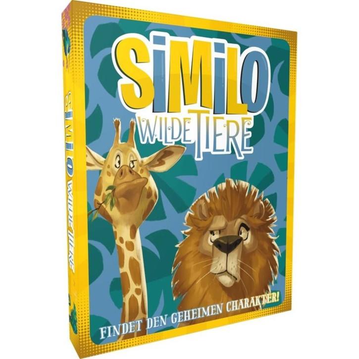 SIMILO: Wilde Tiere - DE