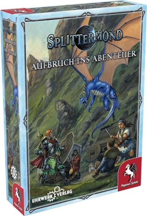 SPLITTERMOND: Aufbruch ins Abenteuer (Box) - DE
