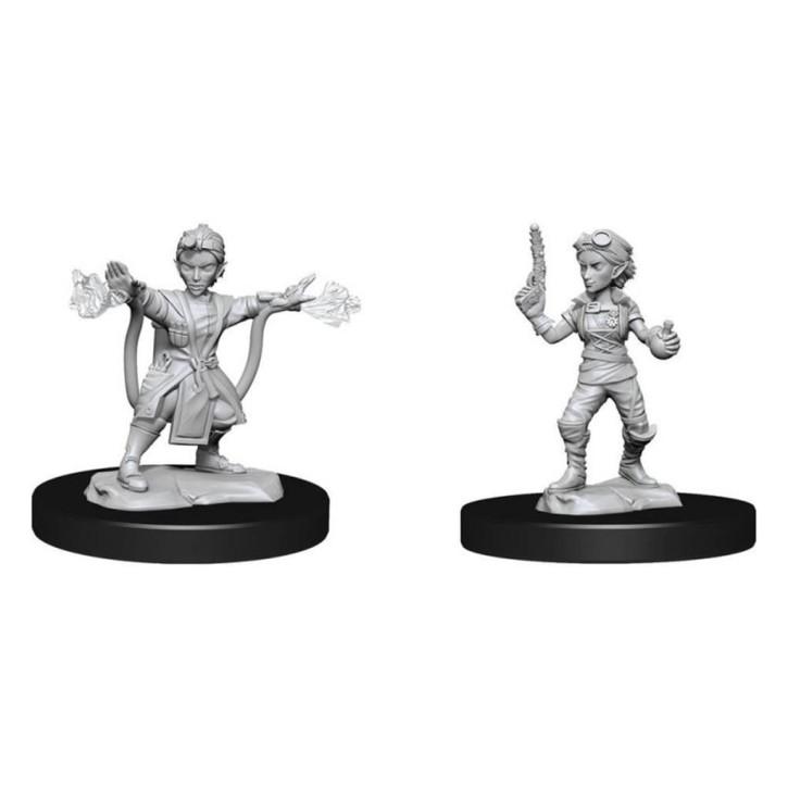 D&D MARVELOUS MINIS: Gnome Artificer Female