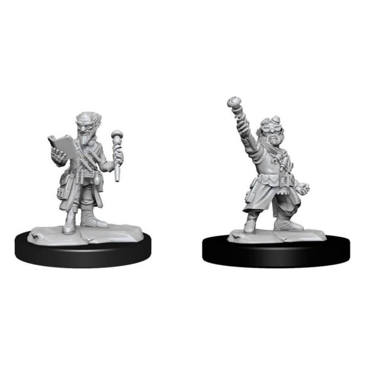 D&D MARVELOUS MINIS: Gnome Artificer Male