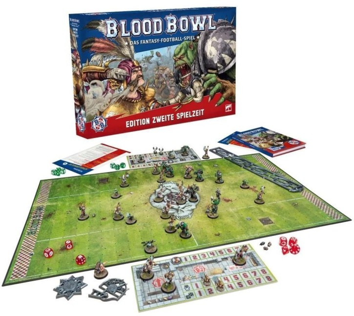 BLOOD BOWL: Second Season Edition - DE