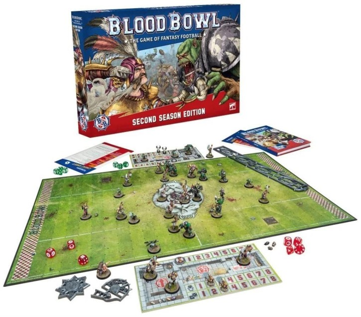 BLOOD BOWL: Second Season Edition - EN