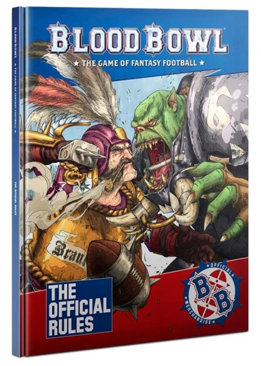 BLOOD BOWL: Rulebook - EN