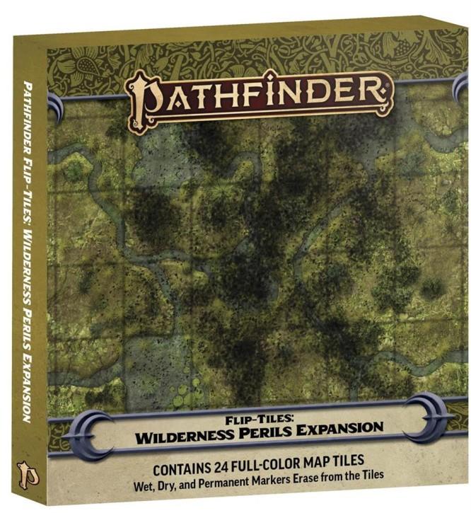 PATHFINDER 2ND: Flip-Tiles: Wilderness Perils Expansion