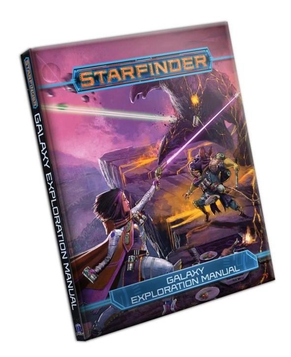STARFINDER: Galaxy Exploration Manual - EN