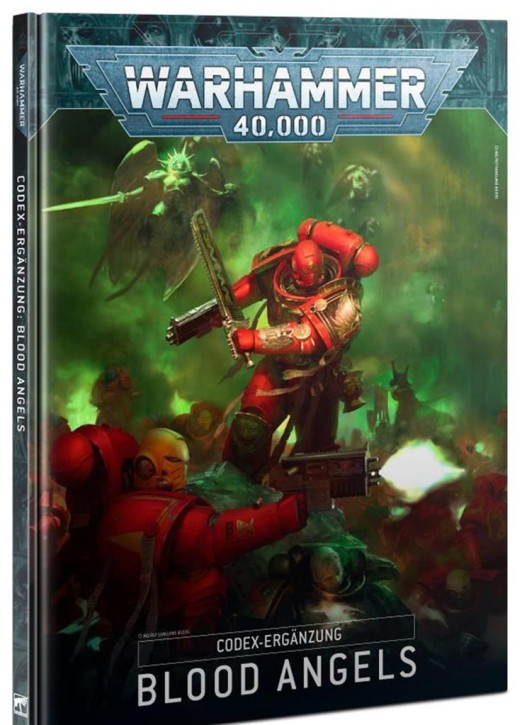 W40K: Codex: Blood Angels (HB) - DE
