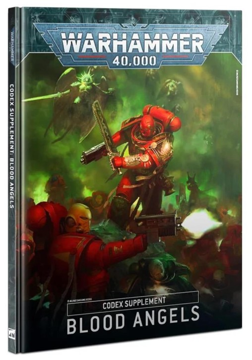 W40K: Codex: Blood Angels (HB) - EN