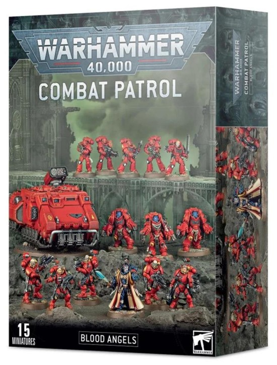 W40K: Kampfpatrouille Der Blood Angels