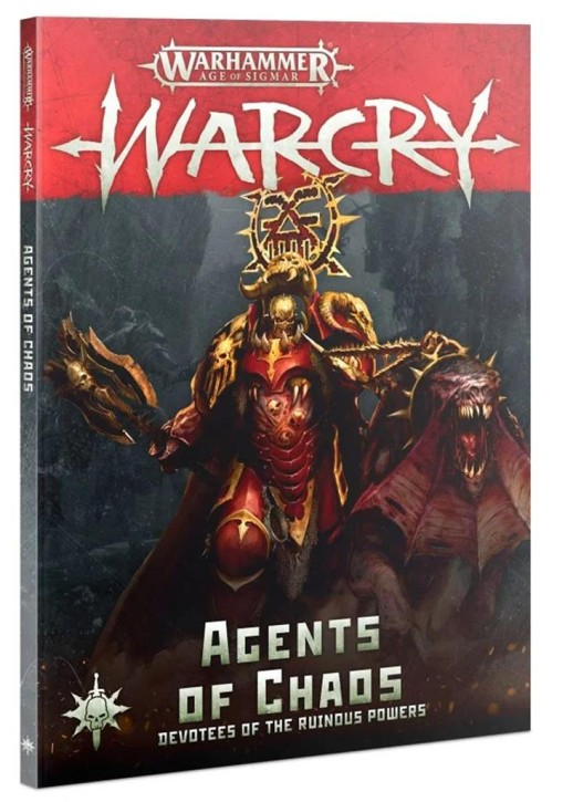 AOS: WARCRY: Agents Of Chaos - EN