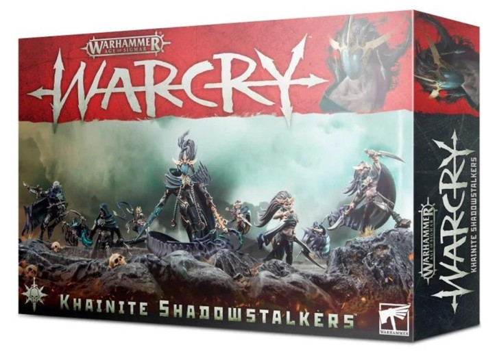AOS: WARCRY: Khainite Shadowstalkers