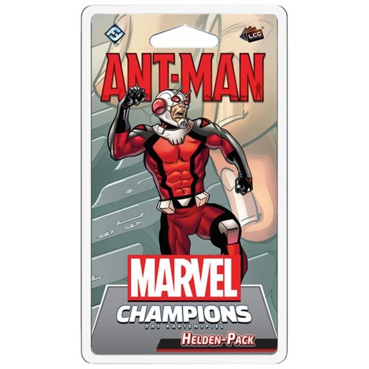 MARVEL CHAMPIONS LCG: Ant-Man - DE