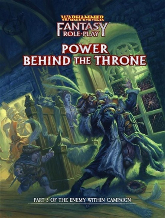 WFRP 4TH: Power Behind the Throne Directors Cut Vol. 3 - EN