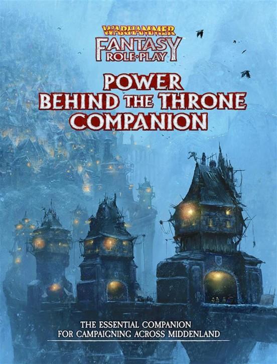 WFRP 4TH: Power Behind the Throne Companion - EN