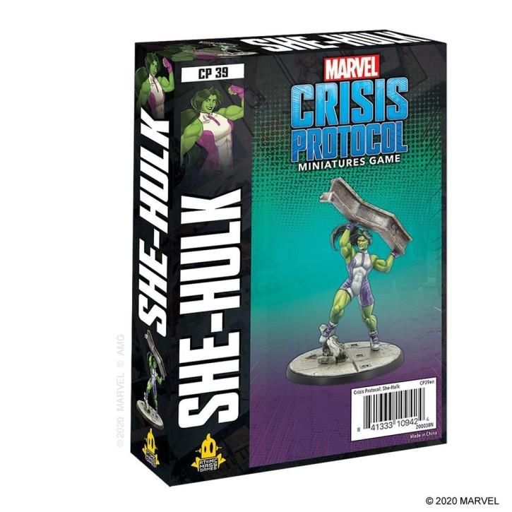 MARVEL CRISIS: She Hulk - EN