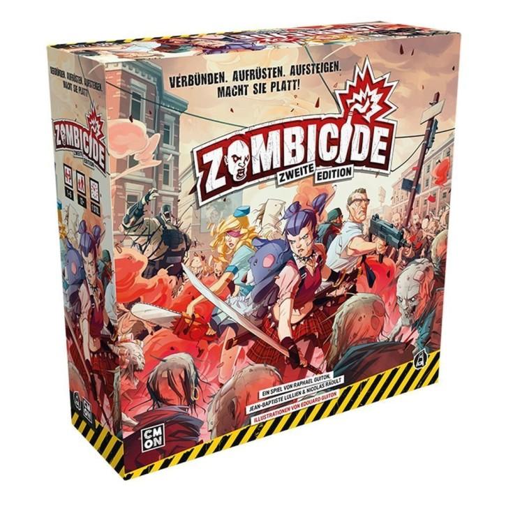 ZOMBICIDE 2ND: Grundspiel - DE