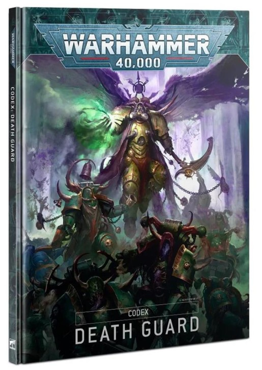 W40K: Codex: Death Guard - DE