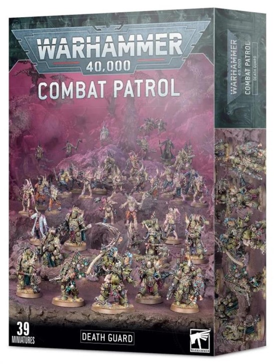 W40K: Death Guard: Kampfpatrouille