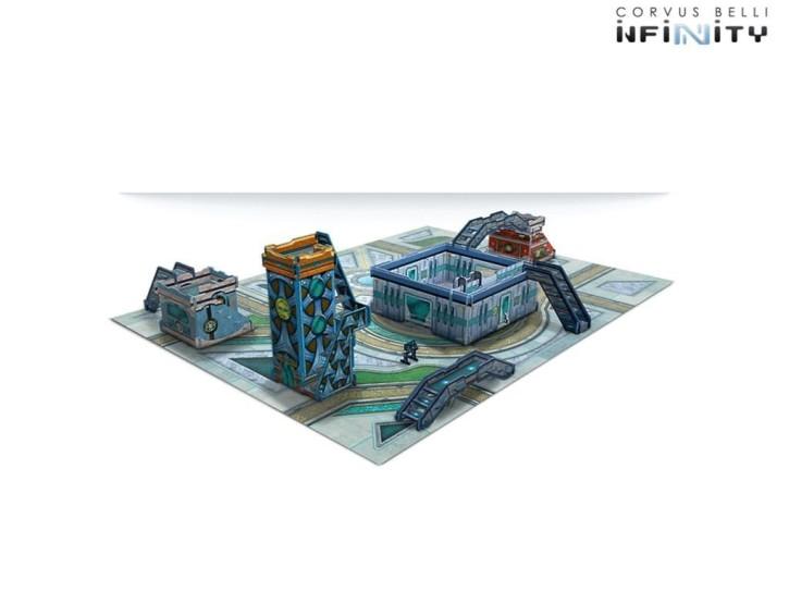 INFINITY: Salvora Technopole Scenery Expansion