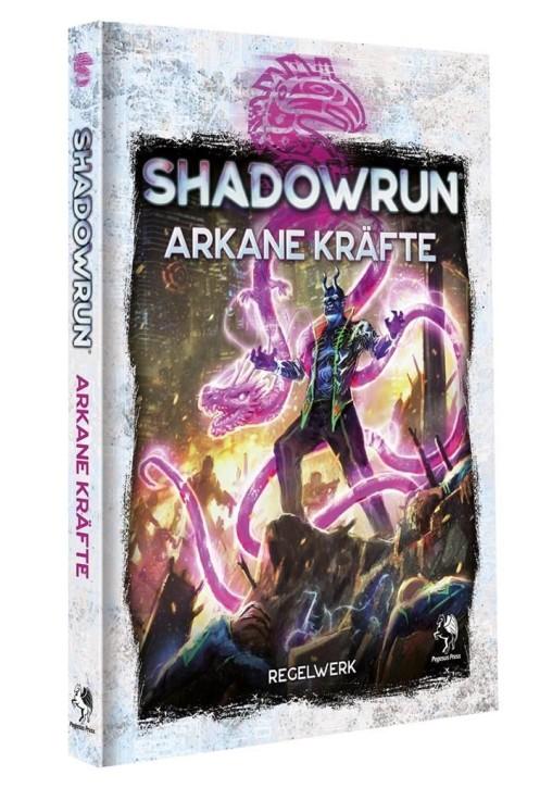 SHADOWRUN 6: Arkane Kräfte - DE