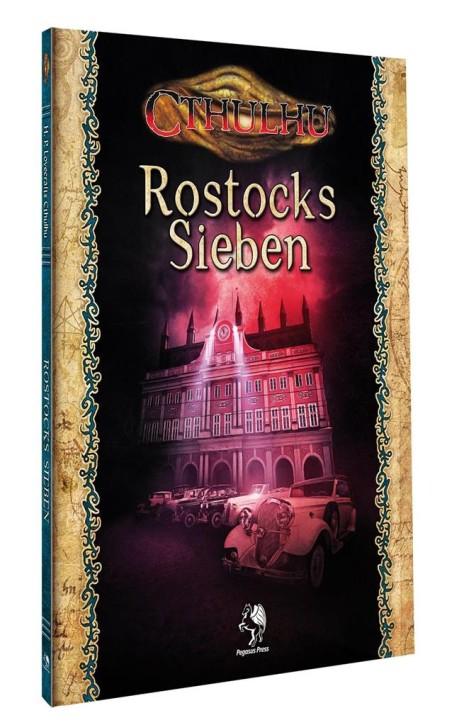 CTHULHU: Rostocks Sieben (Softcover) - DE