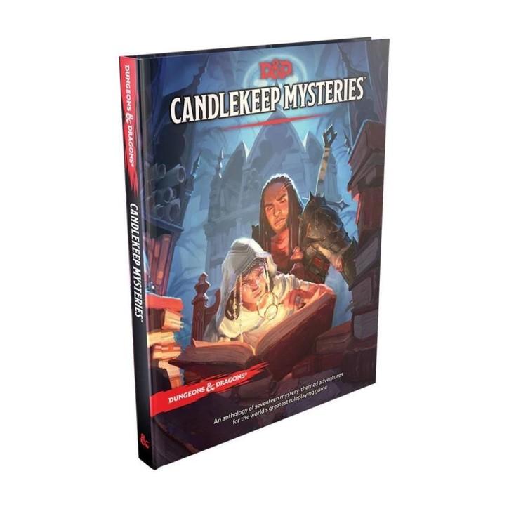 D&D RPG: Candlekeep Mysteries (Hardcover) - EN