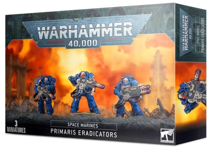 W40K: Eradicatoren