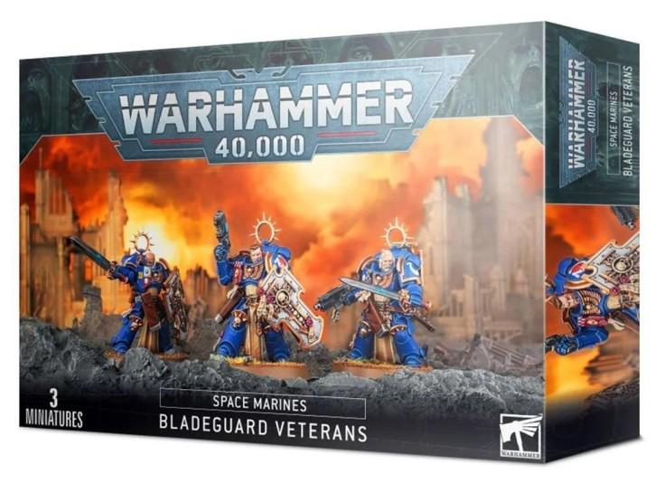 W40K: Klingengarde Veteranen
