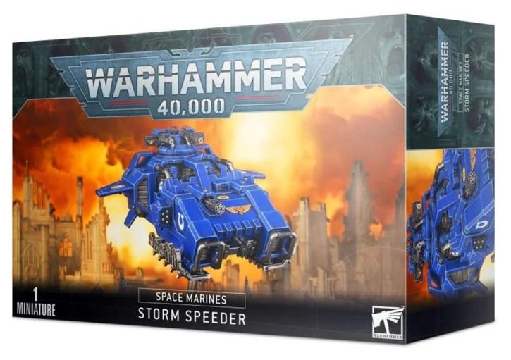 W40K: Storm Speeder