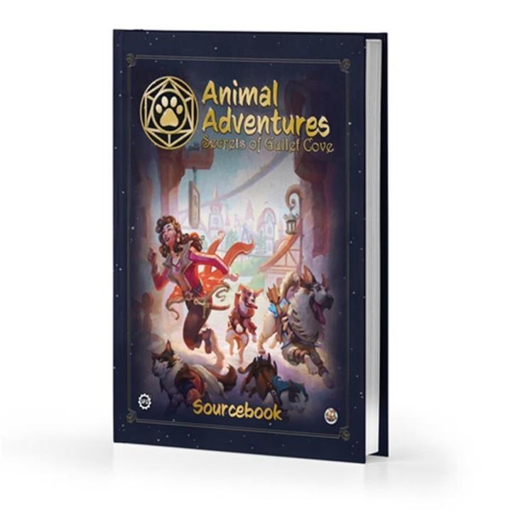 ANIMAL ADVENTURES RPG: Gullet Cove Sourcebook - EN