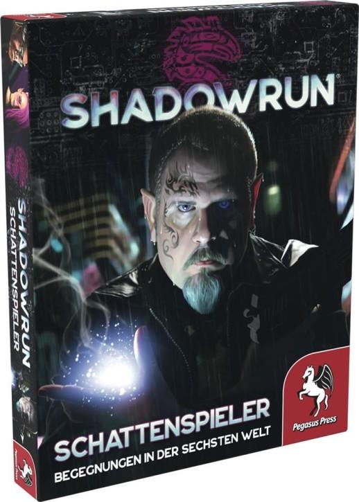 SHADOWRUN 6: Schattenspieler (Spielkarten-Set) - DE