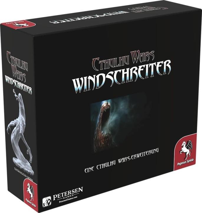 CTHULHU WARS: Windschreiter-Fraktion - DE