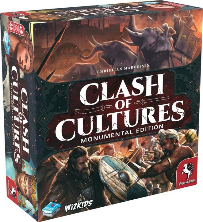 Clash of Cultures - DE