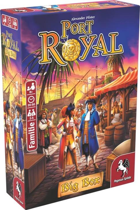 PORT ROYAL: Big Box - DE