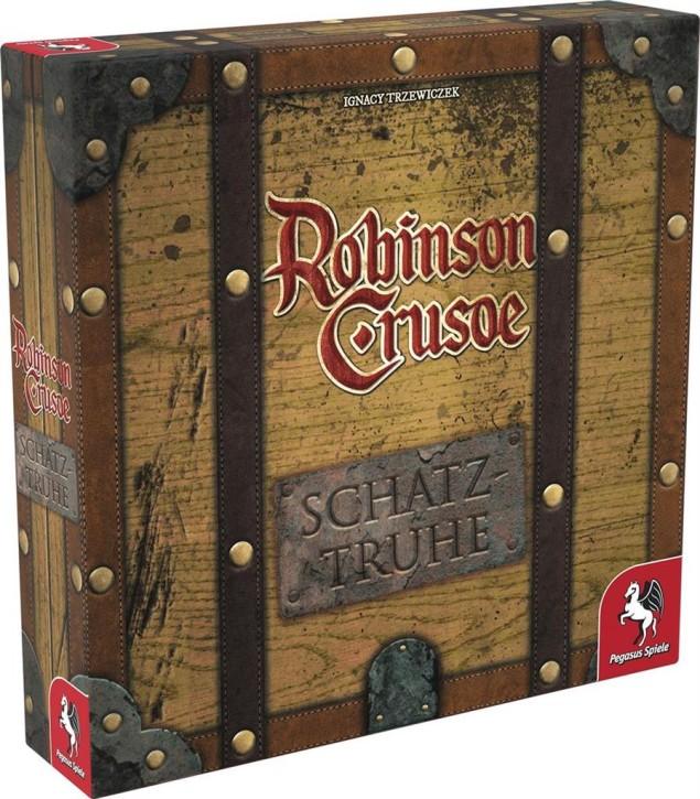 ROBINSON CRUSOE: Schatztruhe - DE