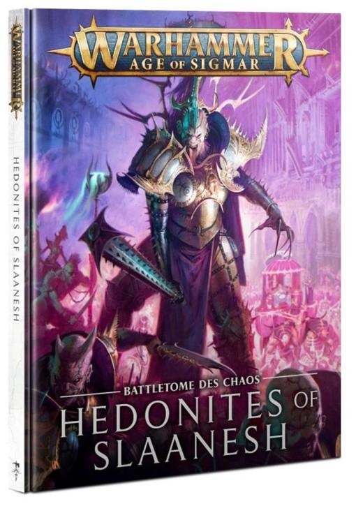 AOS: Battletome: Hedonites Of Slaanesh - DE
